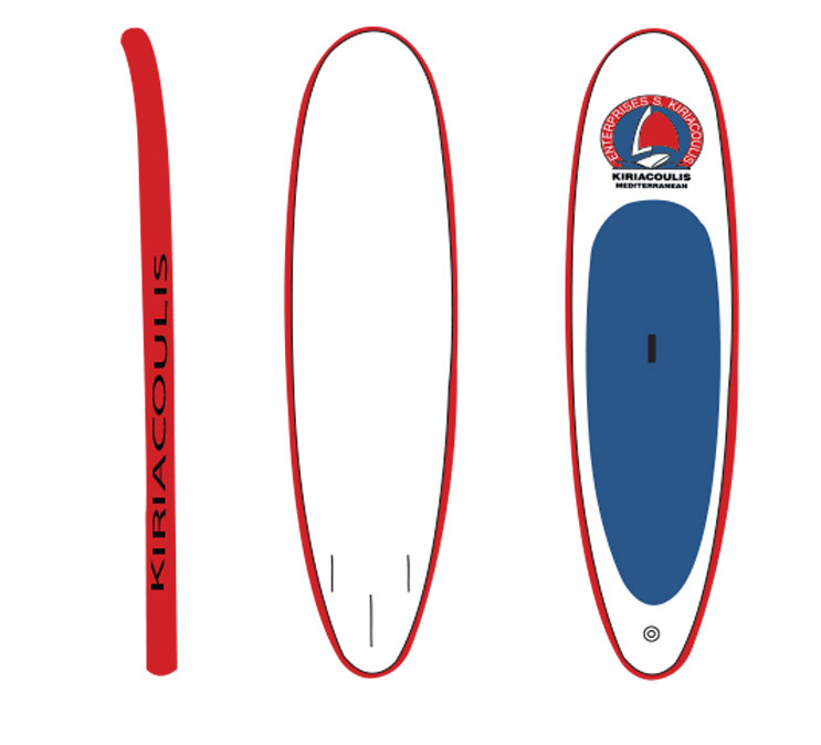 stand up paddle personnalisé Rent-sup